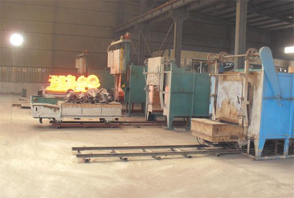台式电阻炉淬火、回火